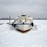 Корабельная зимовка :: OlegVS S