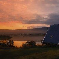 Рассветная... Исландия! :: Александр Вивчарик