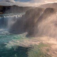 Водопады Исландии... :: Александр Вивчарик