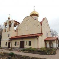 Церковь Марины Великомученицы в Битце :: Александр Качалин