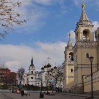 Московские улицы :: Анастасия Смирнова
