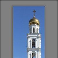 Колокольня Иверского монастыря :: Александр Тарноградский