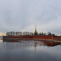 Петропавловская Крепость :: Владимир Питерский