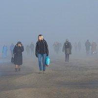 Туманный день :: Александр Михайлов