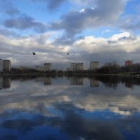 Мартовское небо :: Андрей Лукьянов