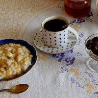 Когда на завтрак каша :: Надежд@ Шавенкова