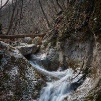 Молочный водопад :: Сергей Соковин