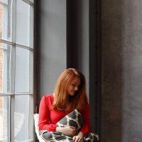 На окне 1 :: Анастасия Белякова