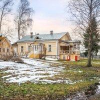 Флигель и кухня :: Юлия Батурина