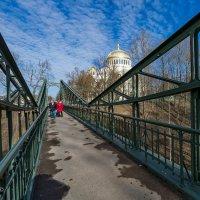 Макаровский мост, Кронштадт :: Владимир Питерский