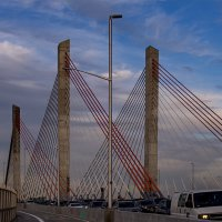 мост им. Костюшко :: Petr @+