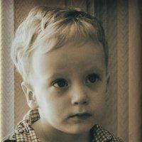 Младший внук... :: Сергей Щелкунов