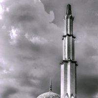 Мечеть Путра в Куала Лумпур (Малайзия) :: александр варламов