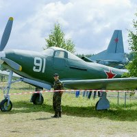 Белл P-39 «Аэрокобра» :: Олег Чернов