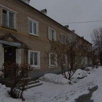 Посёлок имени Чкалова. Центральная 34. :: Михаил Полыгалов