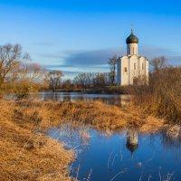 Церковь Покрова на Нерли 3 :: Юрий Морозов