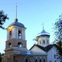 Вечером в Великом Новгороде.... :: Светлана Z.