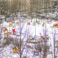 Сегодня вновь пришла зима :) :: bajguz igor