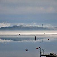 Там за туманами... :: Валентина Папилова