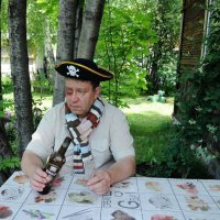 Пират на суше :: Борис
