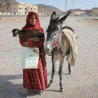Бедуинская девочка :: Яна Калтурова