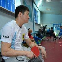 Тренировка...Пот стекает по лицу... :: Андрей Хлопонин
