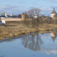 Спасо-Евфимиев монастырь в Суздале :: Лидия Бусурина