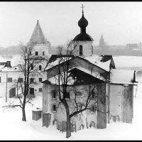 Великий Новгород. Церковь Параскевы Пятницы. :: Зуев Геннадий