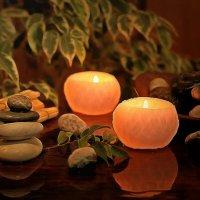 Свечи и камни :: Irene Irene