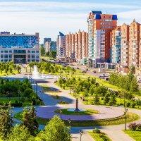 город Новокузнецк :: Юрий Лобачев