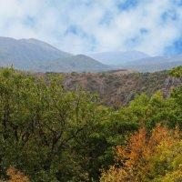 Осень в заповеднике Синие скалы :: ИРЭН@ .