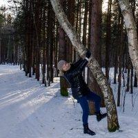 прогулка в лесу :: Елена Кордумова