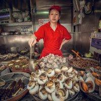 Вкусняшки.Однажды в Пекине... :: Александр Вивчарик