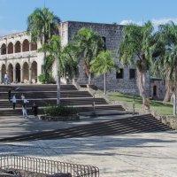 Дворец Колумба Алькасар де Колон :: Андрей K.