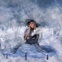 Ваша картина мира — сетка, полотно, текстильная салфетка :: Ирина Солощ