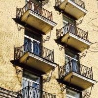 балконные ритмы :: Елена