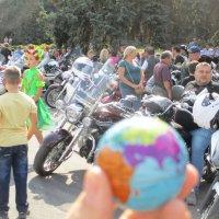 Планетарный кайф мотоциклистов... :: Alex Aro Aro Алексей Арошенко