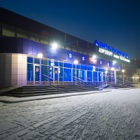 Аэропорт Спиченково Новокузнецк :: Юрий Лобачев