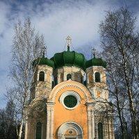 Собор св. Апостола Павла. Гатчина. :: Зуев Геннадий