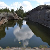 Горное озеро Каркаралы :: Георгиевич