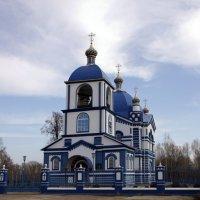 Храм Рождества Христова в Товаркове :: Алексей Дмитриев