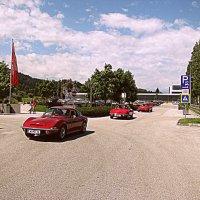 Австрия. Демонстрация спортивных автомобилей. :: Владимир Драгунский