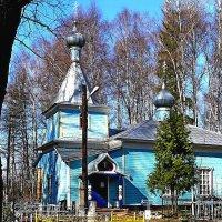 Успенский храм в Щелково :: Анатолий Мо Ка