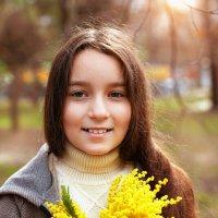 Весна :: Анжелика Веретенникова