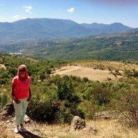 В горах долины привидений) :: Татьяна