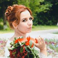 Весенняя свадьба :: Юлия Сопова