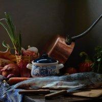 Рыбный день :: Natali K