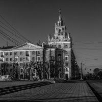 Проспект Ленина.(г.Комсомольск-на-Амуре). :: Виктор Иванович
