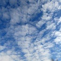 Удивительное небо :: Андрей Снегерёв