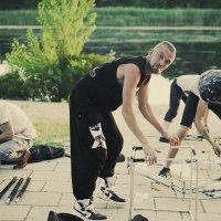 Подготовка к шоу :: Антуан Мирошниченко